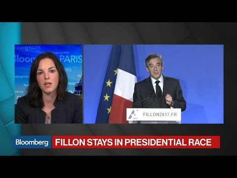 Francois Fillon Stays in French Presidential Race