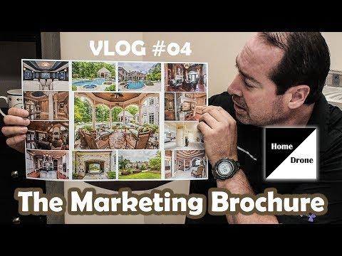 How I Sell Real Estate - The Marketing Brochure - VLOG #04