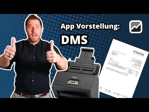 tricoma DMS Dokumentenmanagementsystem - Einfach Papierlos