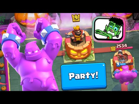 🎃Heftiges HALLOWEEN UPDATE in Clash Royale! | Neue Karte, ne