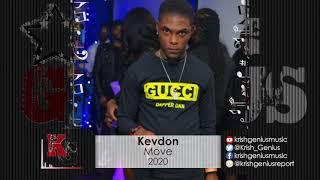 Kevdon - Move (Official Audio 2020)