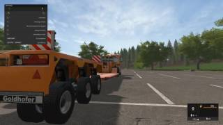 Lock script added. Trailer widening added. Trailer height adjustable.