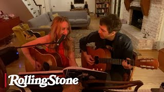 Margo Price and Jeremy Ivey Share Performance From Home in Nashville | In My Room