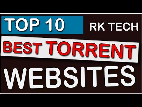 TOP 10 TORRENT SITES OF 2017
