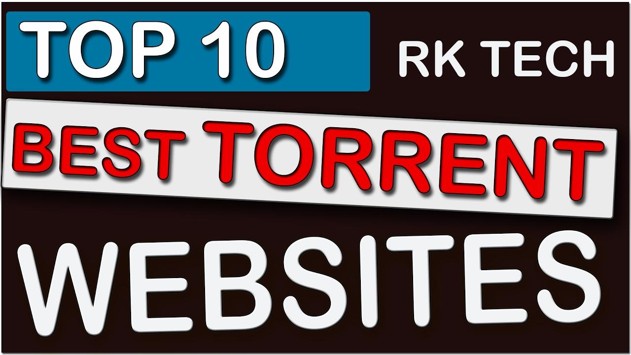 top 10 best torrenting sites 2017