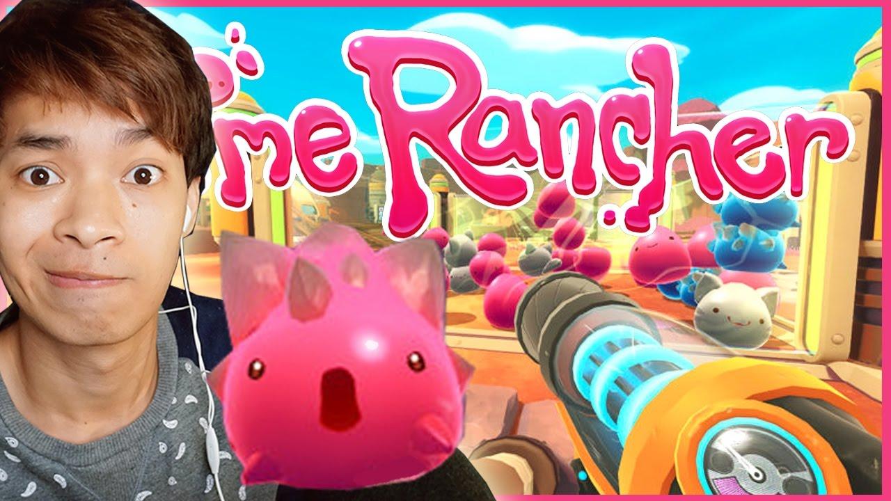 สไลม์มีชีวิต ! Slime Rancher