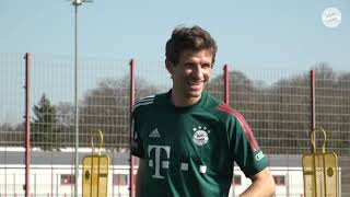 Thomas Müller is back