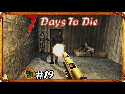Nossa Horta não rendeu nada - 7 Days To Die # 19