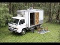 Tour of my tiny house on a truck