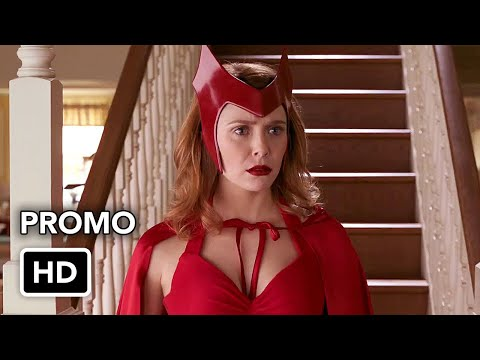 "Marvel's WandaVision (Disney+) ""Signal"" Promo HD"