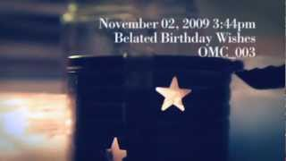Belated Birthday Wishes | One Missed Call