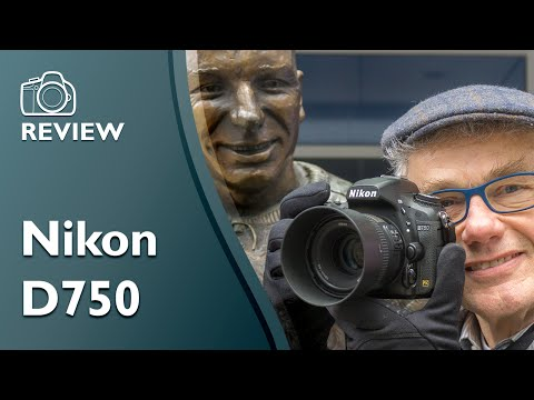 Nikon D750 comprehensive interactive hands on review with samples and demos