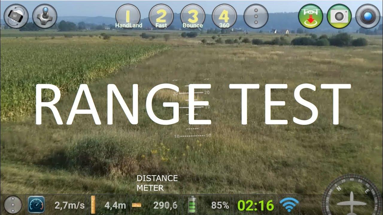 DJI Tello range test - 450 meters | DJI Tello Drone Forum