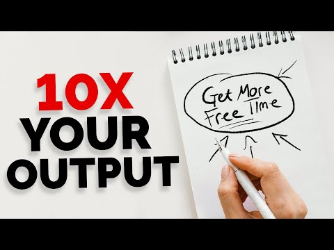 How To Achieve 10x More Every Day