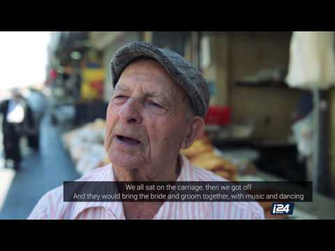BRIEF ENCOUNTERS | A Love Story From Jerusalem's Mahane Yehuda Market
