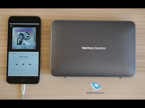 Обзор колонки Harman / Kardon Esquire 2