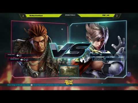 Grand Finals SB.Machinehead (Jack7/Eddy) Vs PBE   AK (Lars/Lei/Paul)