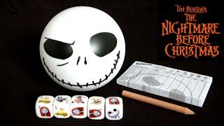 Yahtzee The Nightmare Before Christmas from USAopoly