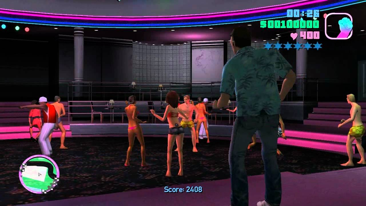 Vice City Rage Beta 1 1: Dancing (side-mission) (WIP)