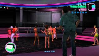 Vice City Rage Beta 1.1: Dancing (side-mission) (WIP)