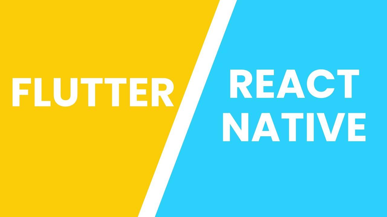Flutter vs React Native - Will Flutter Kill React Native?