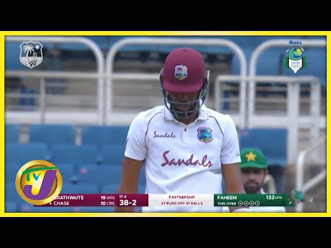 Windies Aiming to Complete Test Series Win Over Pakistan - August 19 2021