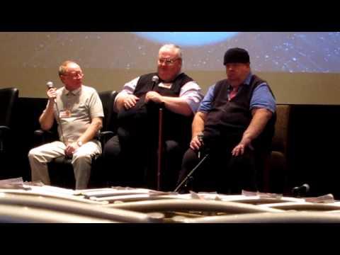 Chicago TARDIS 2012 Spaull, Fisher-Becker, McNeice clip 2