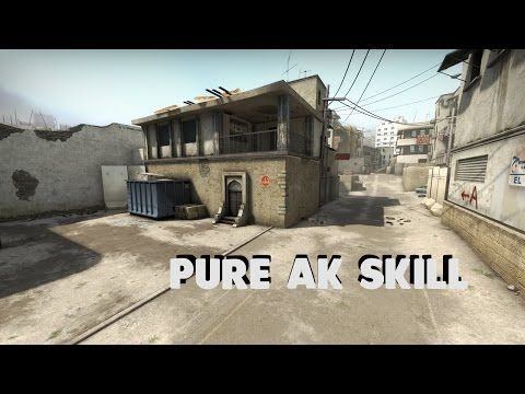1 Minute Highlights | Pure AK Skill