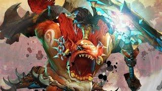 Dragon Nest - Логово Тайфуна Кима. Мастер клинка (соло)