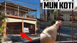 Miksi jokainen asunto on kalteroitu Costa Ricassa?