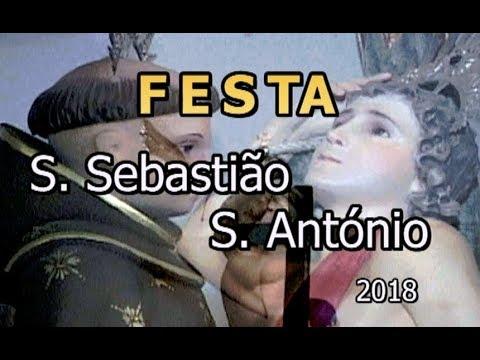 FESTA DE S.SEBASTIÃO E S. ANTÓNIO - MINDE -  2018