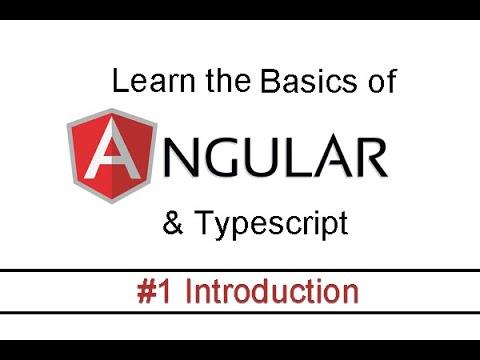 Angular TypeScript Basics | Typescript Tutorial for Angular 2019 | Introduction to Typescript thumbnail