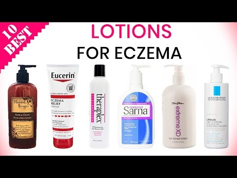 10 Best Lotions for Eczema 2020 | To Use for Dry Itchy Skin, Eczema, Psoriasis