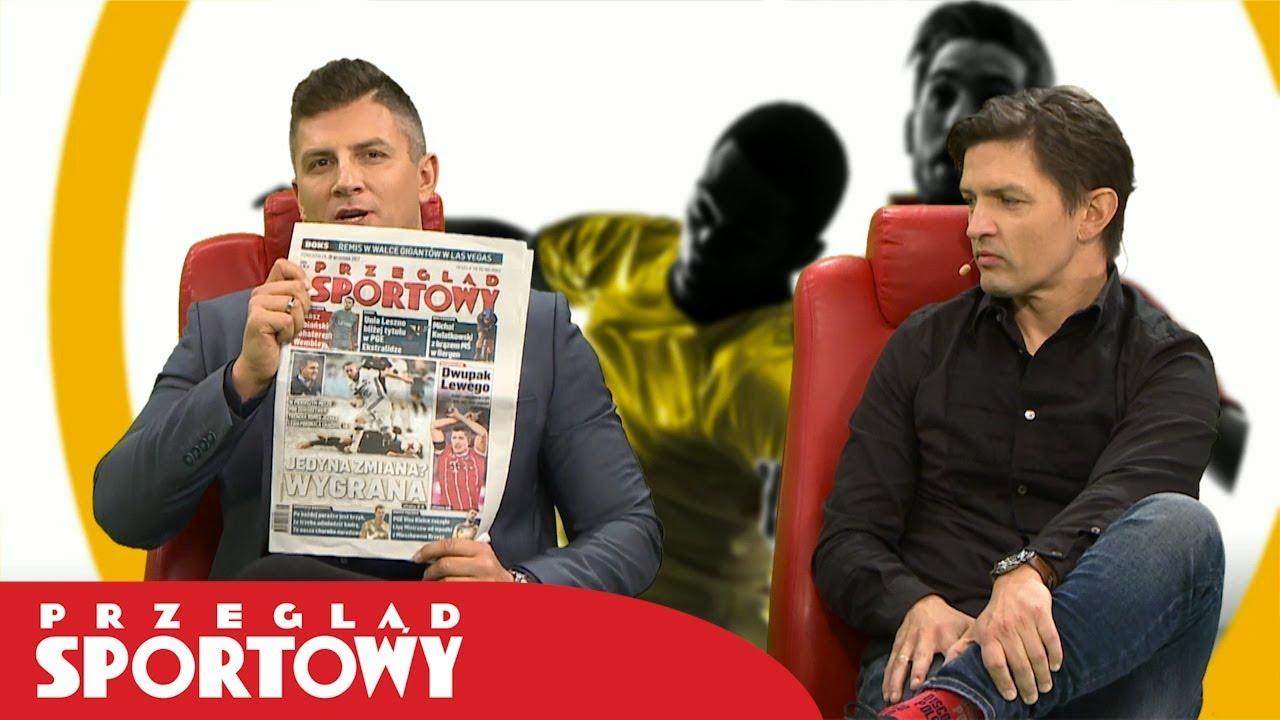 Wielkie zmiany w Legii, Lewandowski strzela – Misja Futbol