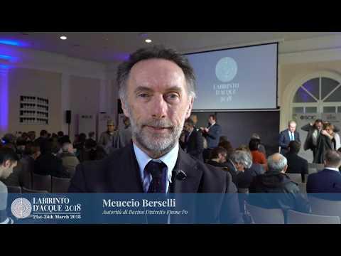 Meuccio Berselli, Segretario