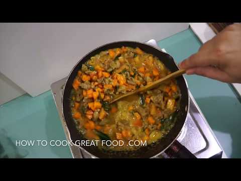 lamb curry recipe indian mutton carrot masala youtube lamb curry recipe indian mutton carrot masala forumfinder Image collections
