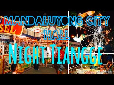 Mandaluyong City Hall Night Market | VLOG#18