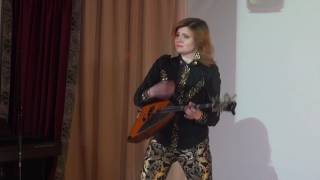 "Елена Прекрасная - ""Шоу на балалайке"" - ""TV SHANS"""