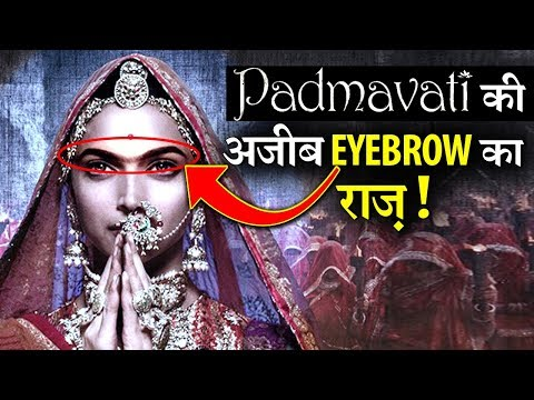 Audience's Mixed Reactions on Deepika Padukone's PADMAVATI look!