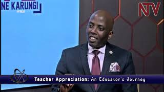 PWJK: Teacher appreciation; An educator's journey