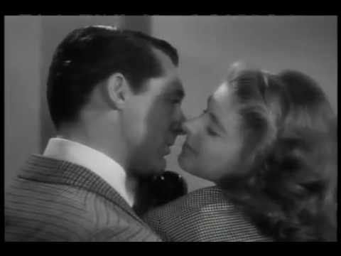 Inspiration for Hitchcock's NOTORIOUS kiss