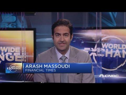 Massoudi: LSE in talks to buy Refinitiv