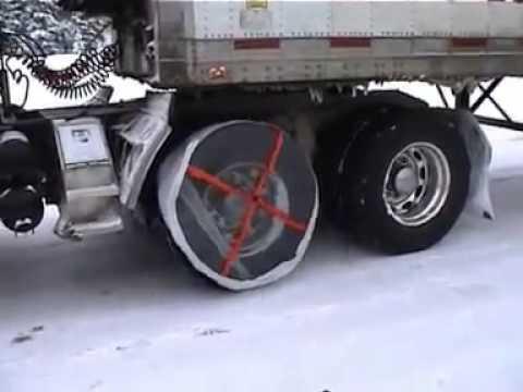 AutoSock Tire Chain Alternative