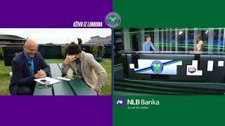 Kad Zakaže Komunikacija na Liniji Beograd - London   Wimbledon 2019.   Smešna Strana Sporta