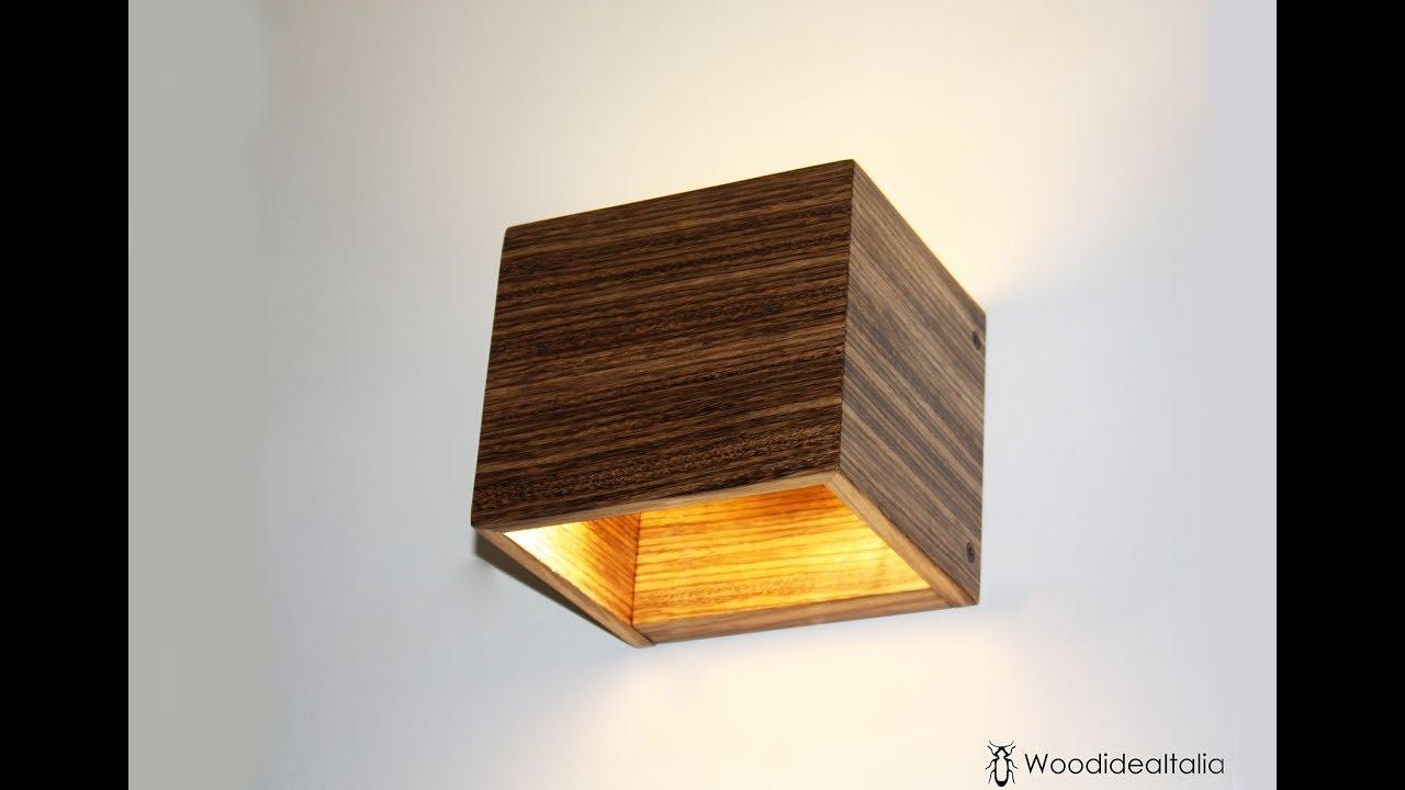 Applique legno massello youtube