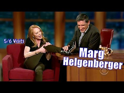 Marg Helgenberger - Hot Damn! - 5/6 Visits In Chronological Order