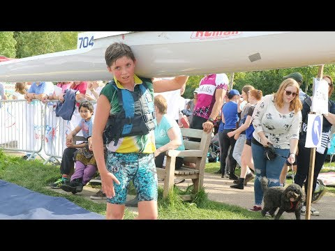 kayak vlog 2- Hasler finals Richmond 2017
