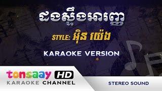 អ៉ិន យ៉េង - ដងស្ទឹងអារញ្ញ - ភ្លេងសុទ្ធ [Tonsaay Karaoke]