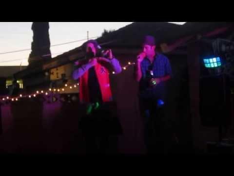 hip hop karaoke - reel soul and rulis