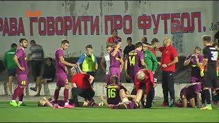 Мрії й дії: як ФК Інгулець просувається в напрямку Прем'єр-Ліги